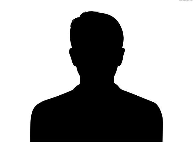 headshot-silhouette