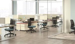 National Office Furniture Wander Mio WaveWorks Metal OpenOffice June 16, 2020